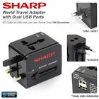 Universal 110V Power Plug Adaptors