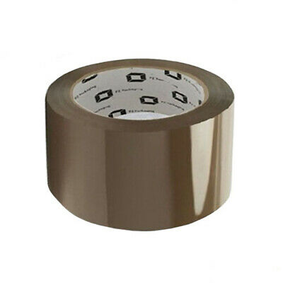 3 X 110 Yd Brown Carton Sealing Box Tape 2.6mil Thickness