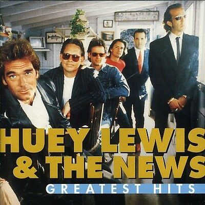 Huey Lewis  Huey Lewis And The News   Greatest Hits  New Cd
