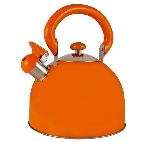 Orange Tea Kettle Ebay
