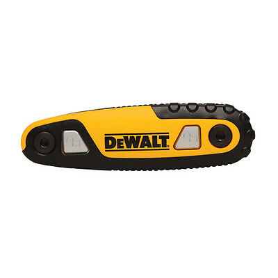 DEWALT DWHT70263M Folding Locking Hex Key Set, MM