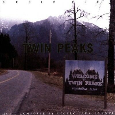 Angelo Badalamenti - Twin Peaks (Original Soundtrack) [New Vinyl LP] Germany - I
