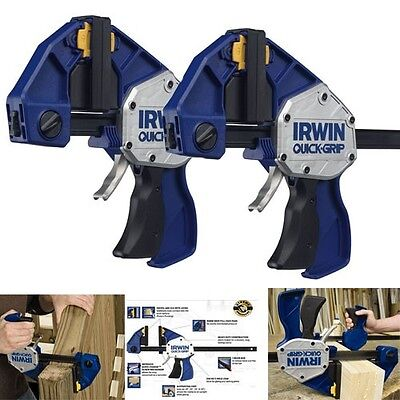 Irwin 10507723 Quick-Grip Xtreme Pressure 1 Handed Clamp 150mm (6in) 10505942