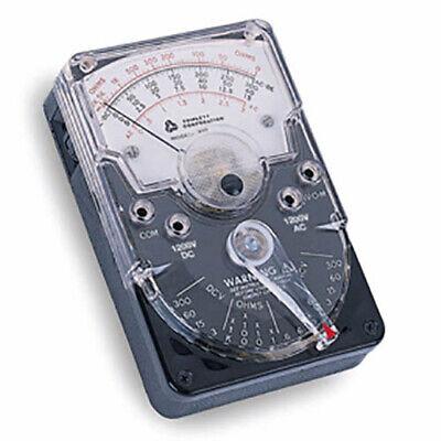 Triplett 3022 Model 310-c Analog Volt-ohm Meter W Polarity Reversing