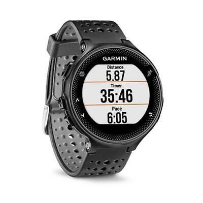 Garmin Forerunner 235 HRM GPS Sports Running Smart Watch - Grey