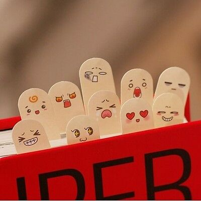 Kawaii Cute Funny Finger Shaped Decoration Sticky Notes Post It - Finger It
