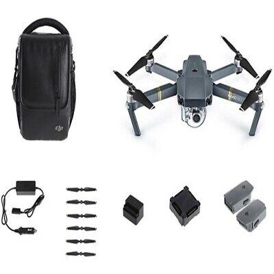 DJI CP.PT.000642 Mavic Pro Drone w/ Gimbal Stabilized 4K Camera