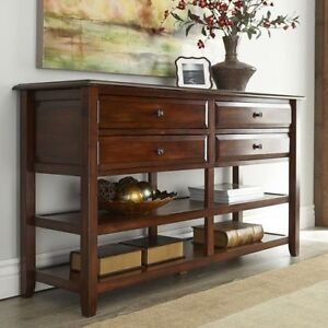 Like NEW Pier One Console Table