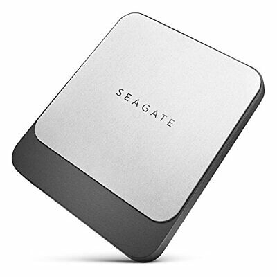 Seagate 500 GB Fast SSD Portable External Solid State Drive for PC and Mac STCM (Seagate Externe Festplatte Ssd)