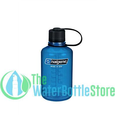 Nalgene Tritan On The Fly Water Bottle 24Oz Smoke W// Grey Cap