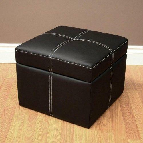 Small foot stool ebay for Small storage hassocks