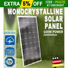 80 - 109 W Solar Panel Solar Panels