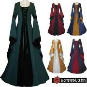 Mittelalter Brautkleid