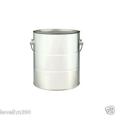 EMPTY 1 GALLON PAINT CAN with LID  and Handle NEW