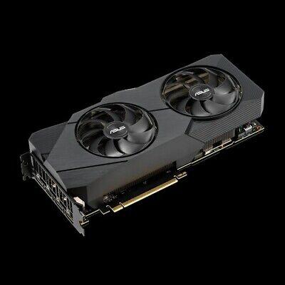 ASUS GeForce RTX 2070 Super 8GB DUAL LED GDDR6 Video Graphics Card GPU
