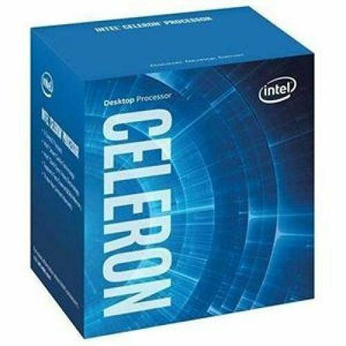 Intel Celeron G3900 Dual-core  2.80 GHz Processor - Socket