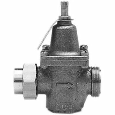 34 34 Standard Capacity Lead Free Water Pressure Reducing Valve