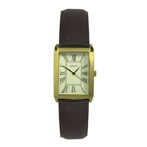 Sekonda Ladies Classic Leather Strap Dress Wrist Watch