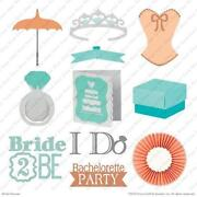 Cricut Cartridge Bridal Shower