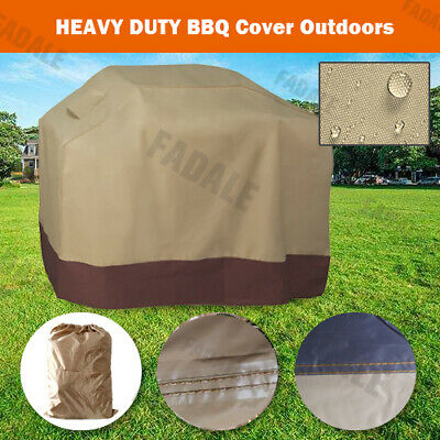 Heavy Duty Waterproof BBQ Cover 2 4 6 Burner Barbecue Grill Dust Proof BQ5PB