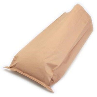 Brown Paper Sacks - 420 x 75 x 540mm 2ply pack of 50.