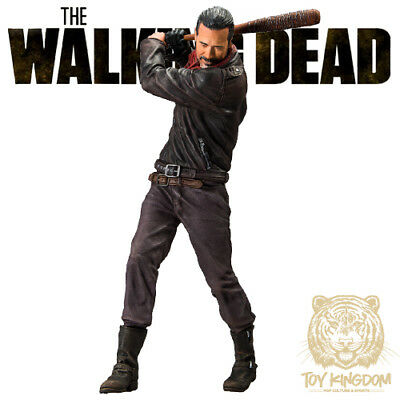 Negan   Mcfarlane Walking Dead Tv Deluxe 10  Action Figure   In Stock    New