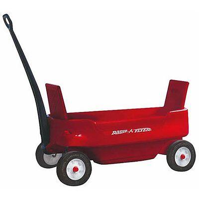 Radio Flyer Pathfinder Kids Toddler Wagon Red