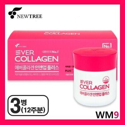 NEWTREE EVERCOLLAGEN IN&UP PLUS 12 WEEKS LOW MOLECULAR COLLAGEN K-Beauty Korea