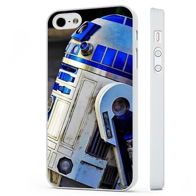 r Wars WHITE PHONE CASE COVER fits iPHONE (Star Wars-white Robot)