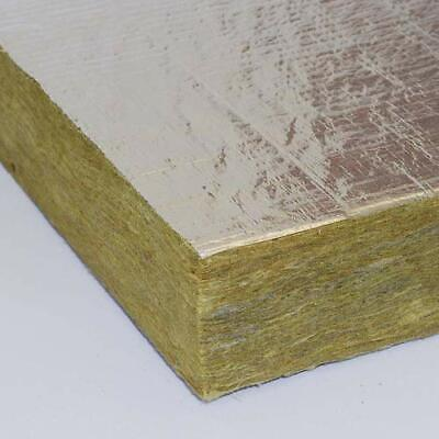 Prorox Rockwool Roxul Mineral Wool Insulation Board With Fsk Foil