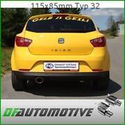 Seat Ibiza 6J Auspuff