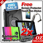 Leather Tablet & EBook Cases, Covers & Keyboard Folios for Samsung