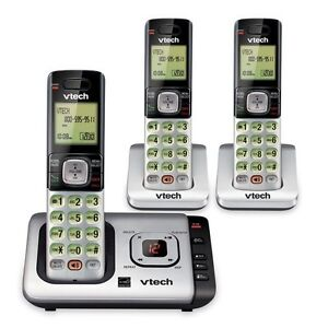 Vtech 4-Handset Answering System w Caller ID/Call Waiting