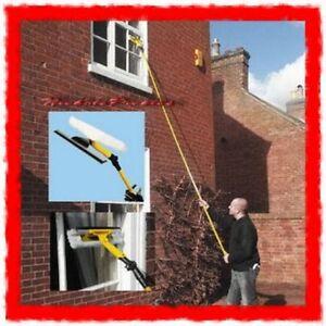 MASSIVE ALUMINIUM TELESCOPIC WINDOW CLEANING/CLEANER