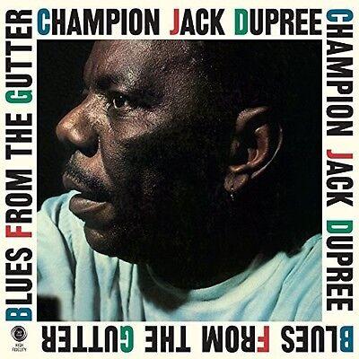 Champion Jack Dupree - Blues From The Gutter + 2 Bonus Track