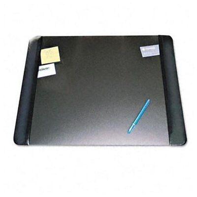 Artistic Executive Desk Pad With Leather-like Panel - 24 Width X 19 413841
