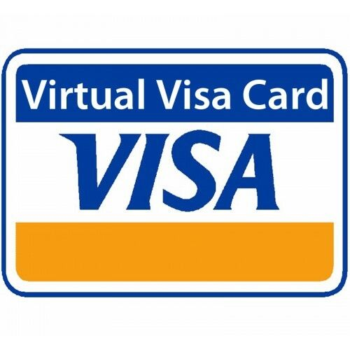 VISA VIRTUAL - 100% ANONYM PREPAID BANK CARD RELOADABLE VALID FOREVER