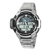 Casio Thermometer Watch