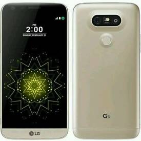 LG G5 32GB Gold Color Dual-Sim Unlocked Excellent Condition As like New