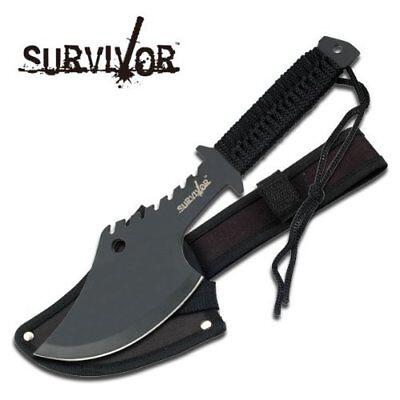 Survivor X-20 Survival Axe Combat Hunting Camping Tool