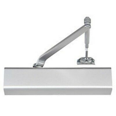 Yale 2701 Commercial Grade 1 Adjustable Size Door Closer Ul Aluminum 689