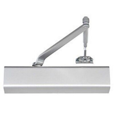 Yale 2701 Commercial Grade 1 Adjustable Size Door Closer Ul Aluminum 689