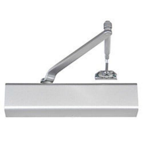 Yale 2701 Commercial Grade 1 Adjustable Size Door Closer  UL Aluminum / 689