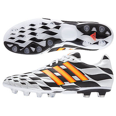 huge discount e95a6 fefbf ADIDAS SOCCER FOOTBALL 11 PRO CLEATS BOOTS WORLD CUP BRAZIL 2014 BATTLE  PACK FG