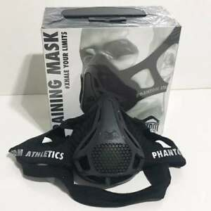 Altitude Resistance Training Mask | Phantom Athletics | NEW