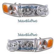 2001 Corolla Headlights