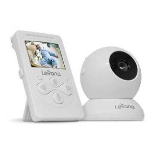 Baby Monitor with Talk-to-Baby intercome