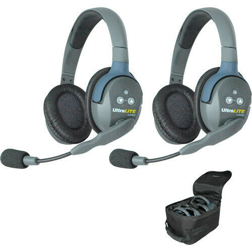 Eartec UL2D UltraLITE 2-Person Headset System (USA)