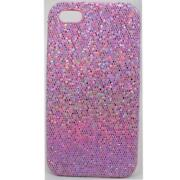 Purple Sparkle iPhone 4 Case