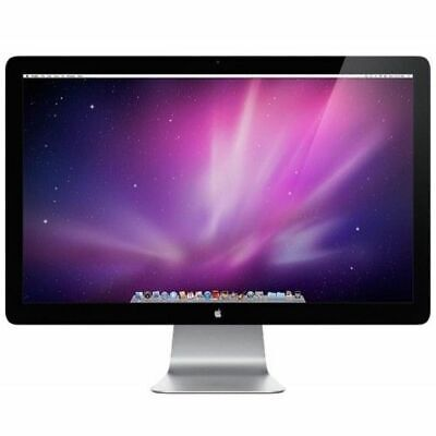 Apple 24-Inch Cinema Display LED (MB382LL/A) - Silver